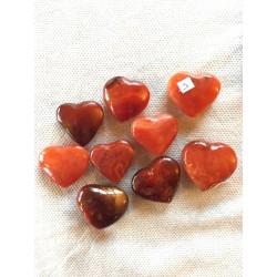 Sardoine coeur