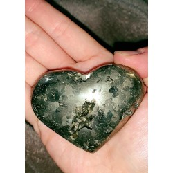 coeur de pyrite