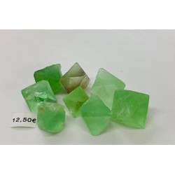 fluorine octaèdre