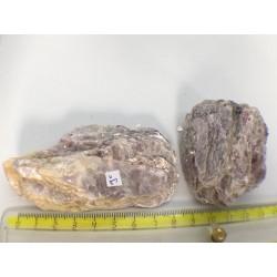 Lépidolite micas